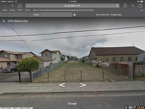 281 Vernon Ave, Richmond, CA 94801