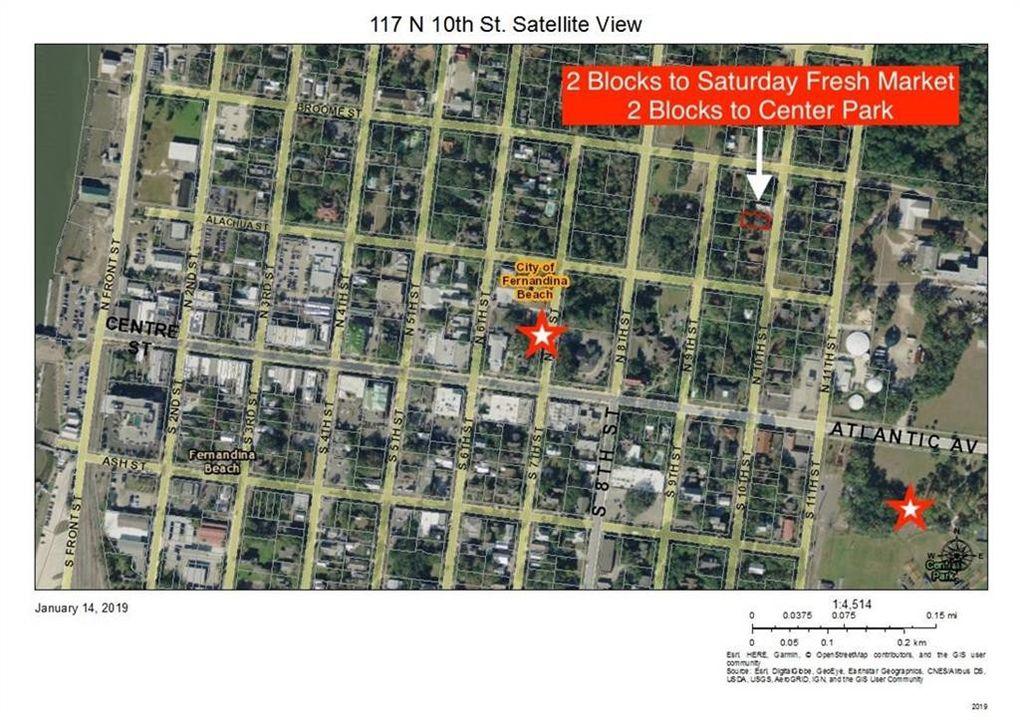 Fernandina Beach Fl Zoning Map - New Images Beach