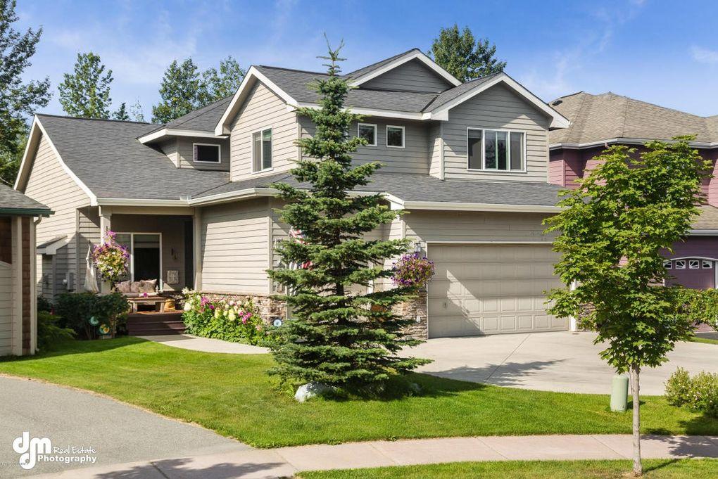 2932 Captain Cook Estates Cir, Anchorage, AK 99517