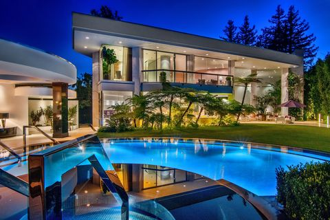 Beverly Hills Ca Homes With Special Features
