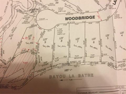 Woodbridge Lndg Unit 10 , 1, Bayou La Batre, AL 36509