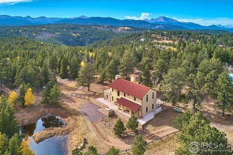 Photo of 6981 Overland Rd, Ward, CO 80481
