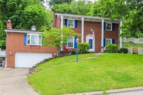 397 Tara Dr, Pleasant Hills, PA 15236