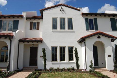 8884 Bismarck Palm Dr, Winter Garden, FL 34787. Townhome For Rent