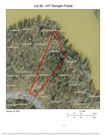 417 Terrapin Pointe Rd, Hodges, SC 29653