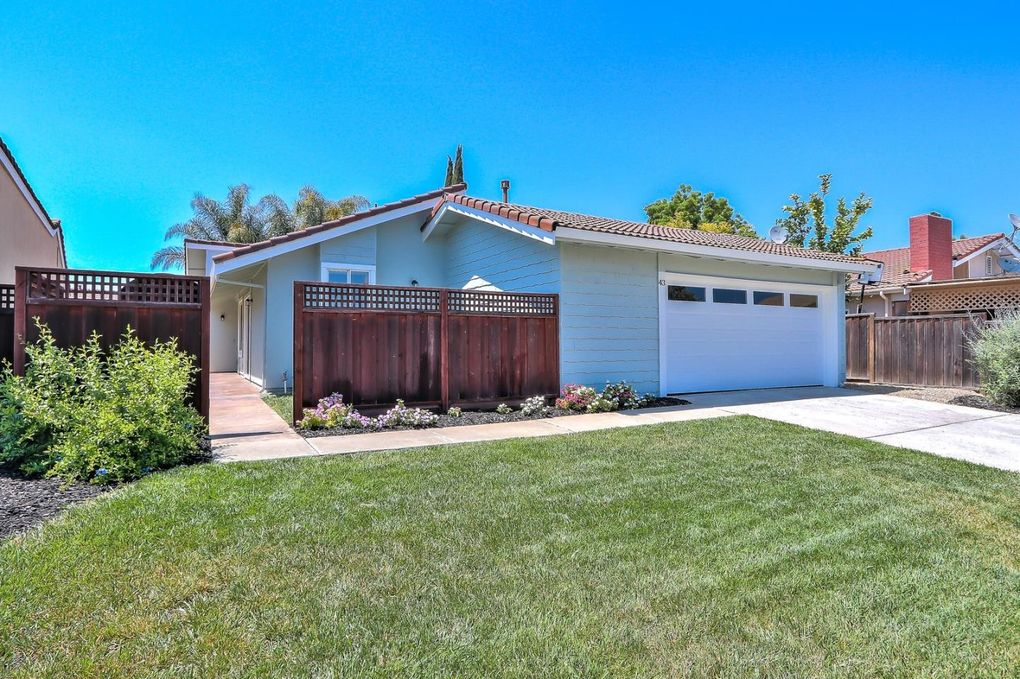 43 Southcreek Ct San Jose, CA 95138