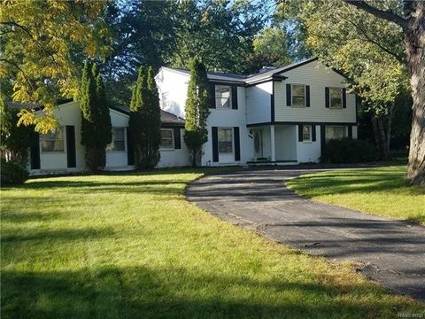 Page 42 Beverly Hills Mi Real Estate Beverly Hills Homes For