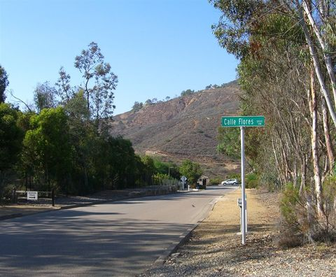 Calle Flores #52, Rancho Santa Fe, CA 92067