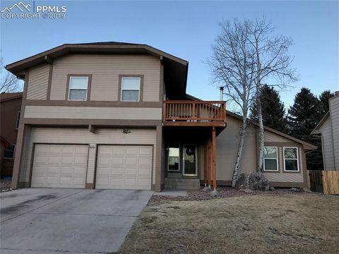 Photo of 8261 Brigantine Dr, Colorado Springs, CO 80920