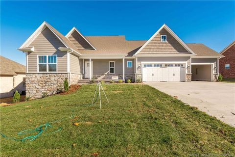 1026 Catalpa Dr Lot 22, Georgetown, IN 47122