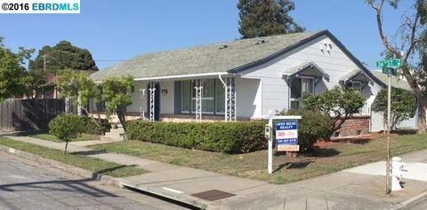 776 36th St, Richmond, CA 94805