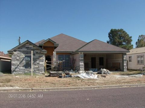 606 Nw 8th St, Andrews, TX 79714