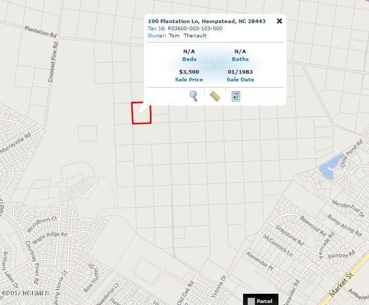 100 Plantation Ln, Wilmington, NC 28411