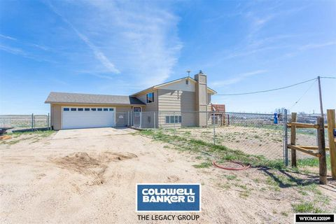 Photo of 38 N Badger Rd, Rolling Hills, WY 82637