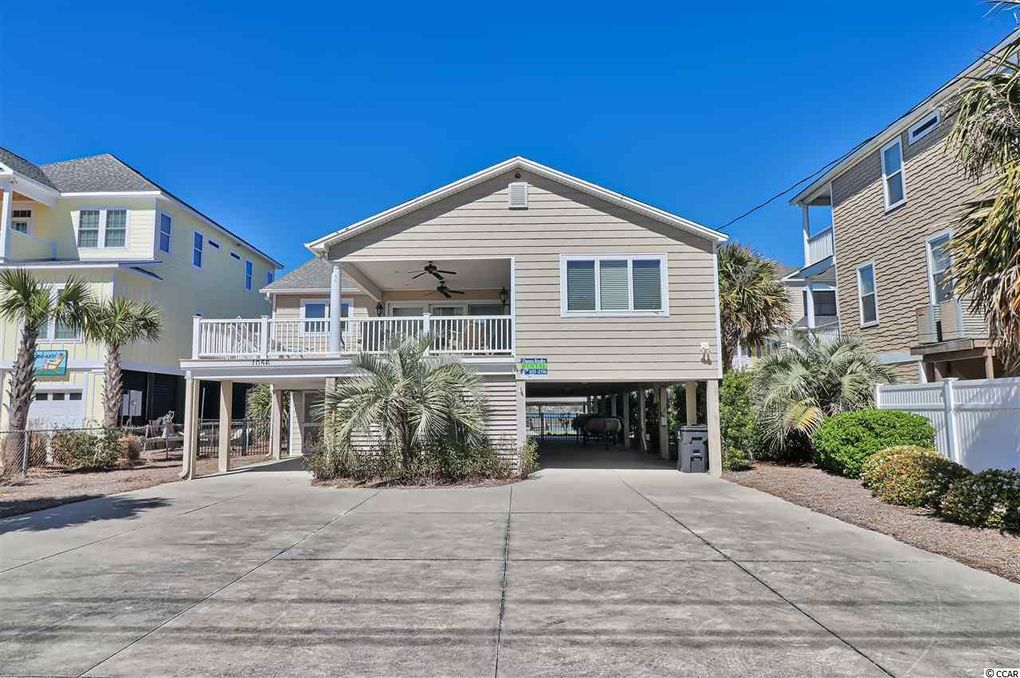 1056 S Waccamaw Dr Paws-front With Dock Crk Unit Sandy, Garden City Beach, SC 29576