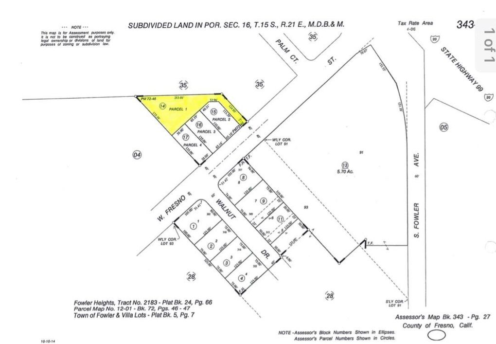 Fresno St, Fowler, CA 93625 - Land For Sale and Real Estate Listing ...