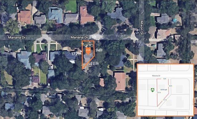 3772 Manana Dr Lot 15, Dallas, TX 75220