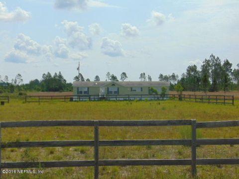 11173 Cowpen Rd, Sanderson, FL 32087