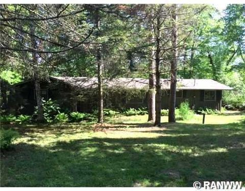 W6709 Golf Course Rd, Winter, WI 54896