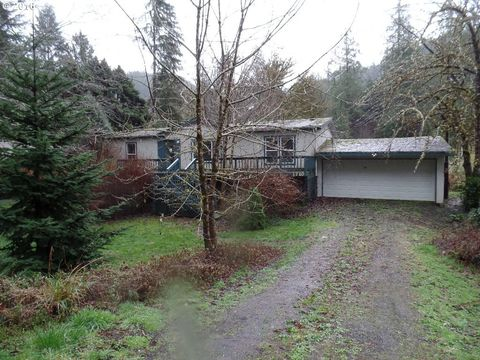 1710 Little Switzerland Rd, Tidewater, OR 97390