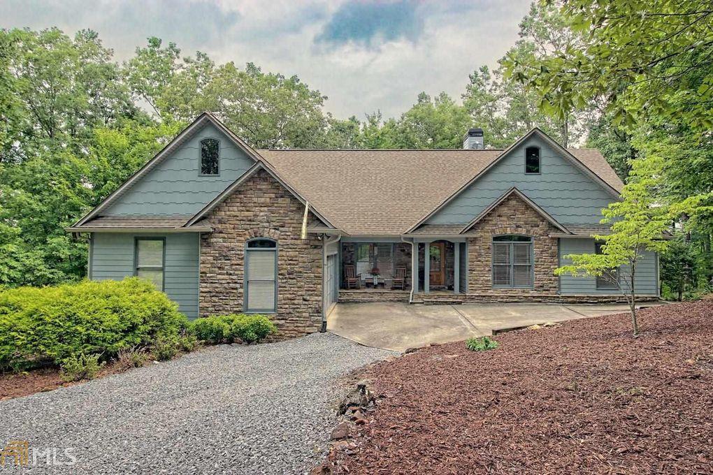 312 Woodlands Bluff Ln, Mineral Bluff, GA 30559