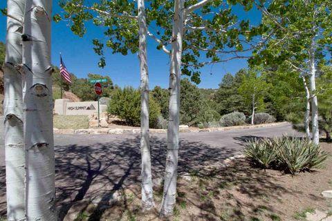 Photo of 1084 S Summit Rdg Lot 1, Santa Fe, NM 87501