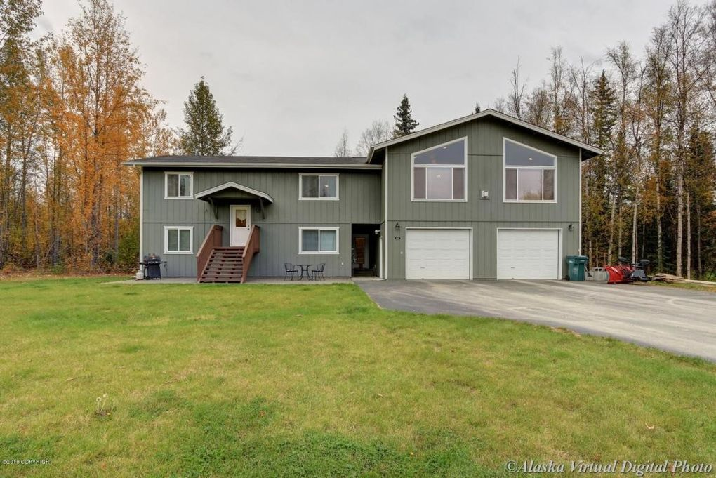 1481 S Countrywood Dr, Wasilla, AK 99623