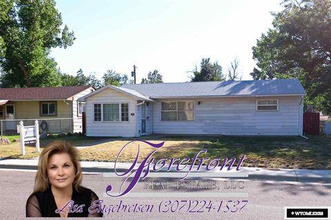 Photo of 1502 Fetterman Ave, Casper, WY 82604