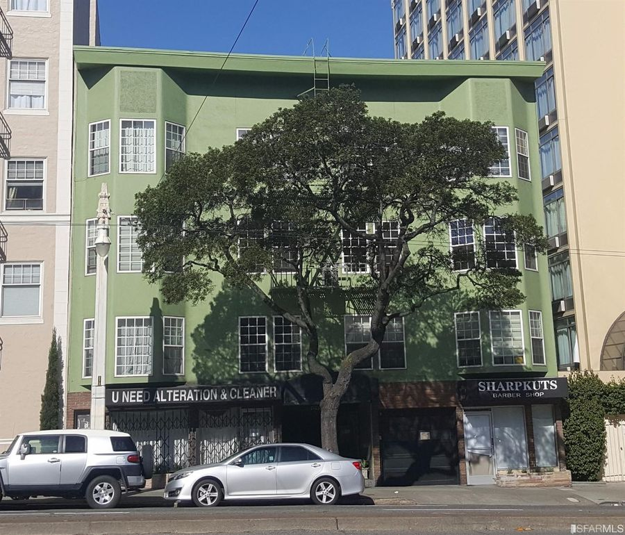 2723-2727 Van Ness Ave, San Francisco, CA 94109
