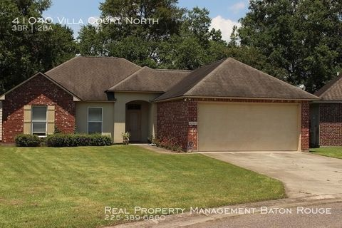 Photo of 41040 Villa Ct N, Gonzales, LA 70737