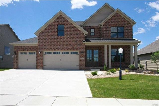 3317 drysdale ct edwardsville il 62025 home for sale