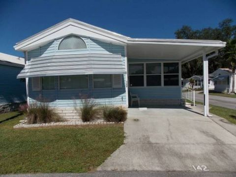 41219 Hockey Dr Lot 142 Zephyrhills FL 33540 Brokered By Mobile Home