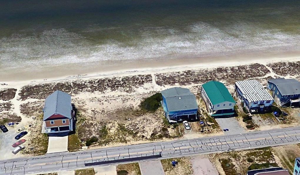 325 And 327 E Beach Dr Lots 13 & 14, Oak Island Beach, NC 28465