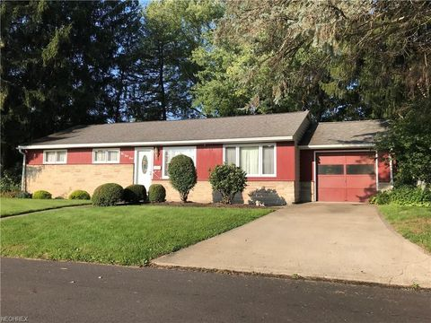 268 Valley St, East Palestine, OH 44413