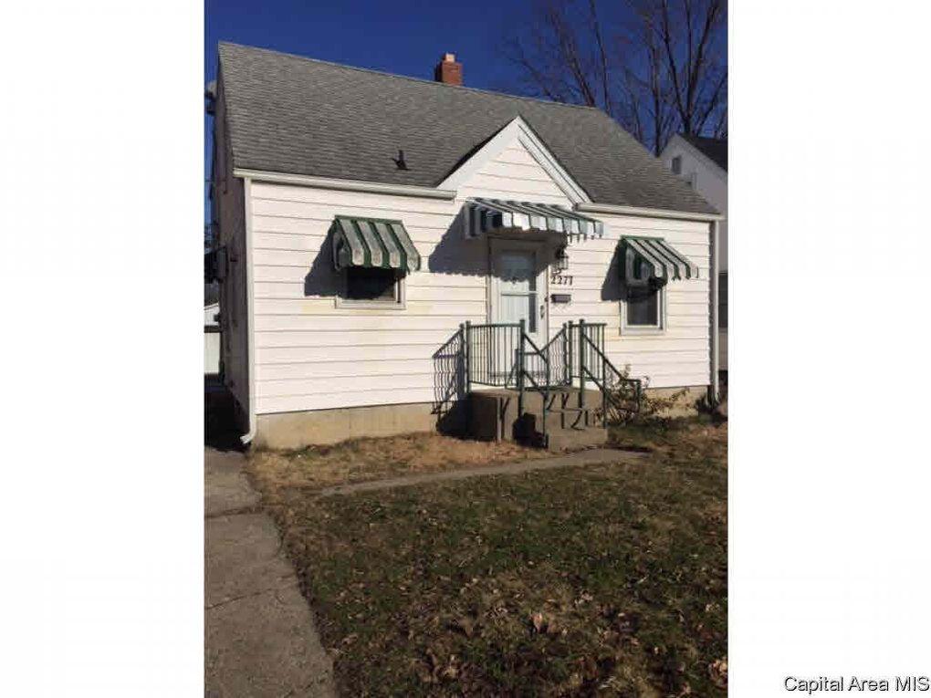2277 E Keys Ave, Springfield, IL 62702