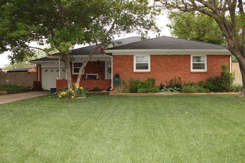 3405 Fleetwood Dr, Amarillo, TX 79109