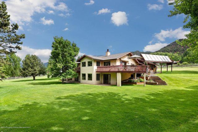 142 holland hills rd basalt co 81621 home for sale