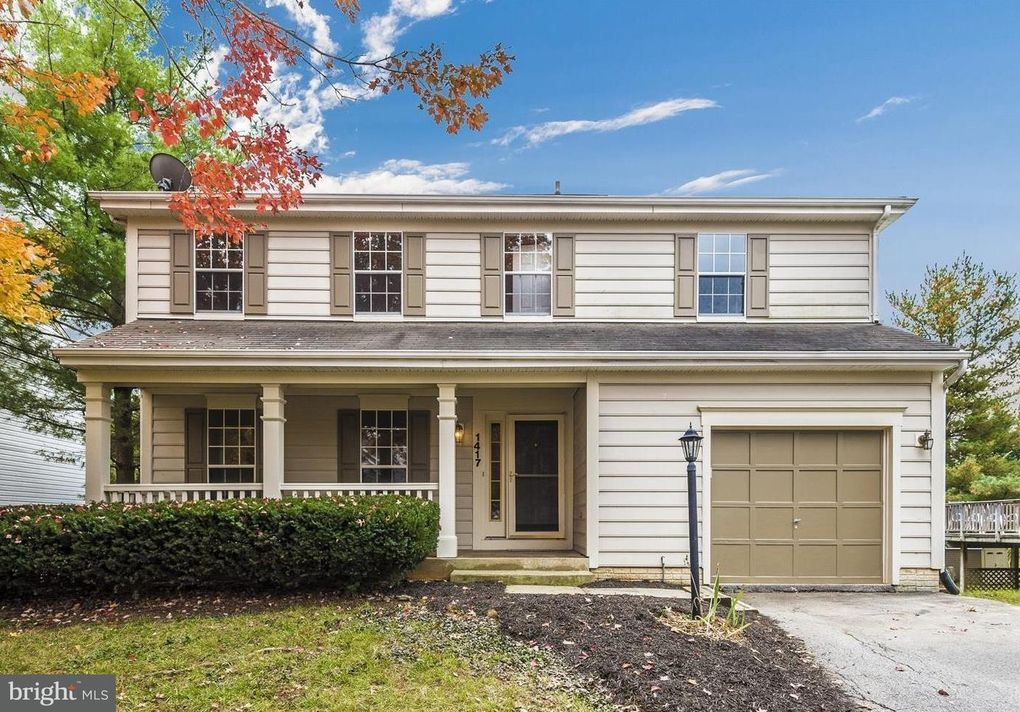 1417 Willow Oak Dr Frederick, MD 21701