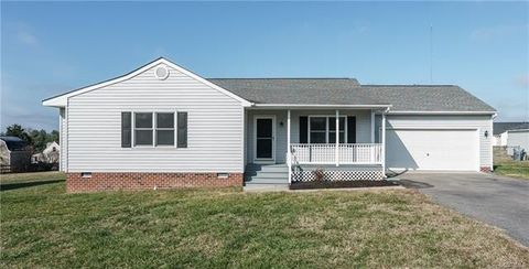 8334 Mary Mundie Ln, Mechanicsville, VA 23111