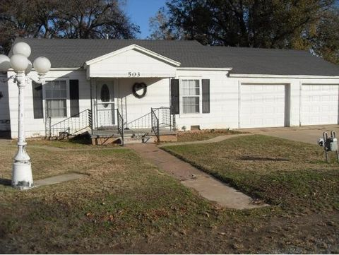 Homes For Sale In Tipton Ok