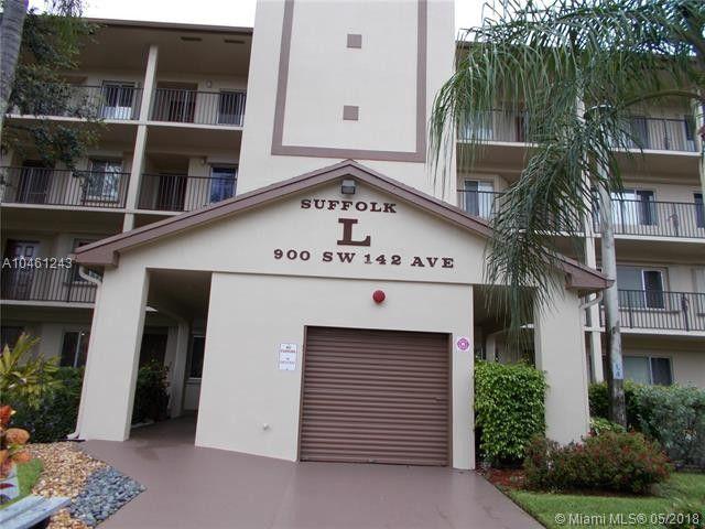 900 SW 142nd Ave Unit 410L Pembroke Pines, FL 33027