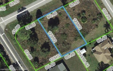 2507 Valerie Blvd Sebring FL Land For Sale and Real Estate
