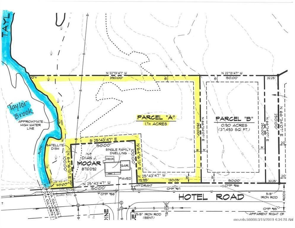 Hotel Rd Lot A Auburn Me 04210 Land For Sale And Real Estate