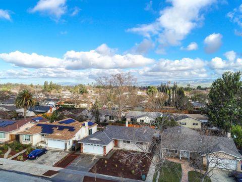 655 Cayuga Dr, San Jose, CA 95123
