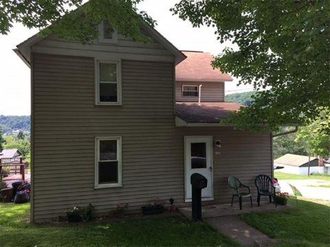 310 Walcott St, Cherryhll Township Clymer, PA 15728