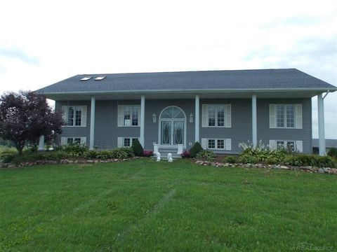 2649 hayes rd yale mi 48097 home for sale and real