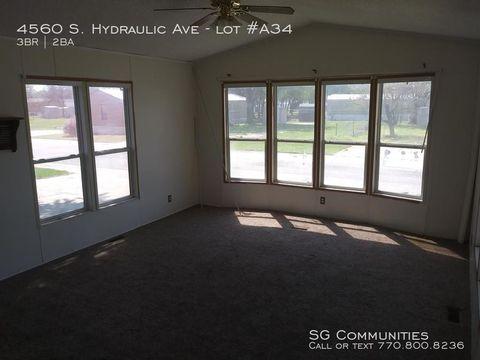 Photo of 4560 S Hydraulic Ave Lot A34, Wichita, KS 67216