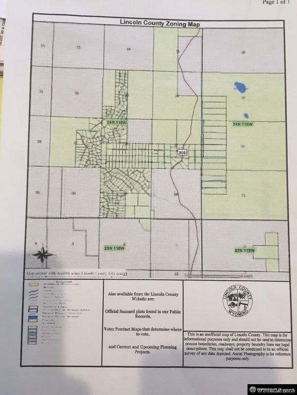 Kemmerer Wyoming Map.County Road 306 Commissary Ranches Rd Kemmerer Wy 83101 Realtor Com