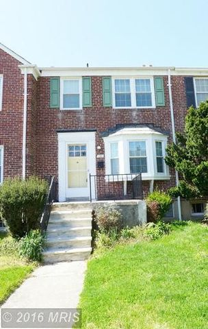 186 Stanmore Rd, Baltimore, MD 21212