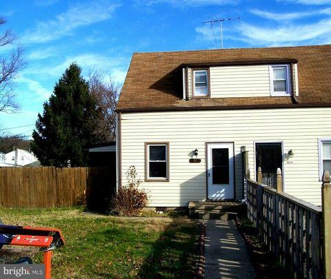 2415 Woodridge Rd, Sparrows Point, MD 21219